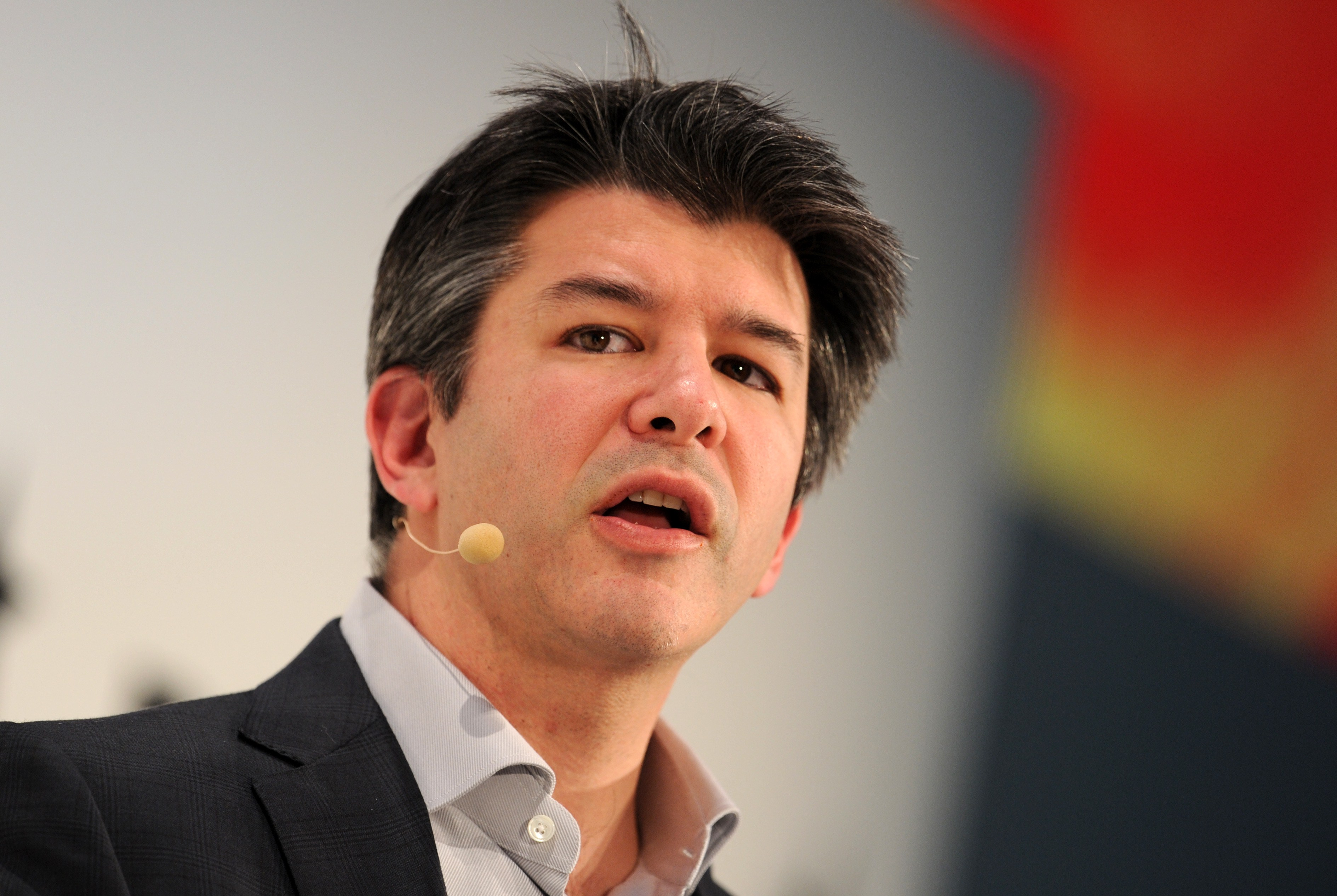 Uber CEO Kalanick quickly learned the dangers of not taking a stand on hot-button political issues.