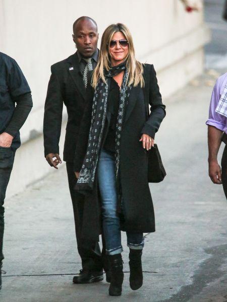 Jennifer Aniston, Protagonist fan