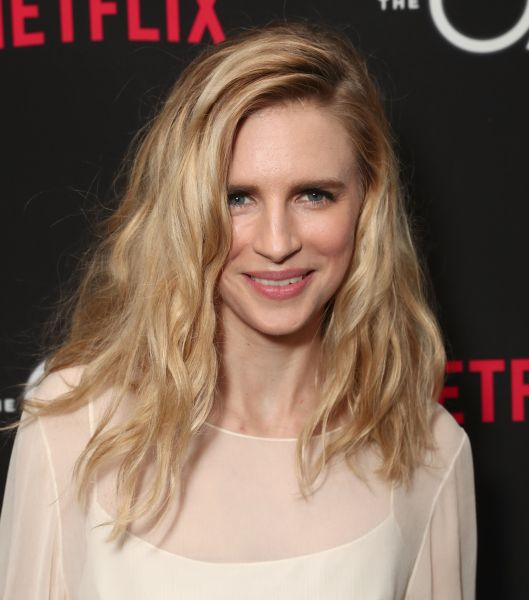 Brit Marling Photo by Todd Williamson/Getty Images