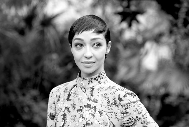 Actress Ruth Negga attends Variety's Creative Impact Awards and 10 Directors to Watch Brunch.