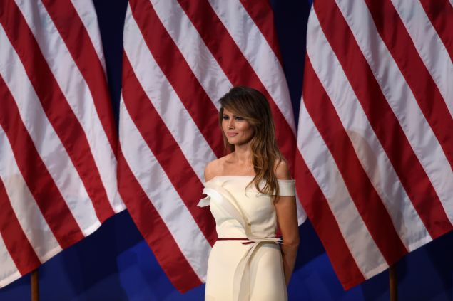 First Lady Melania Trump is staffing the East Wing, starting with an interior designer.