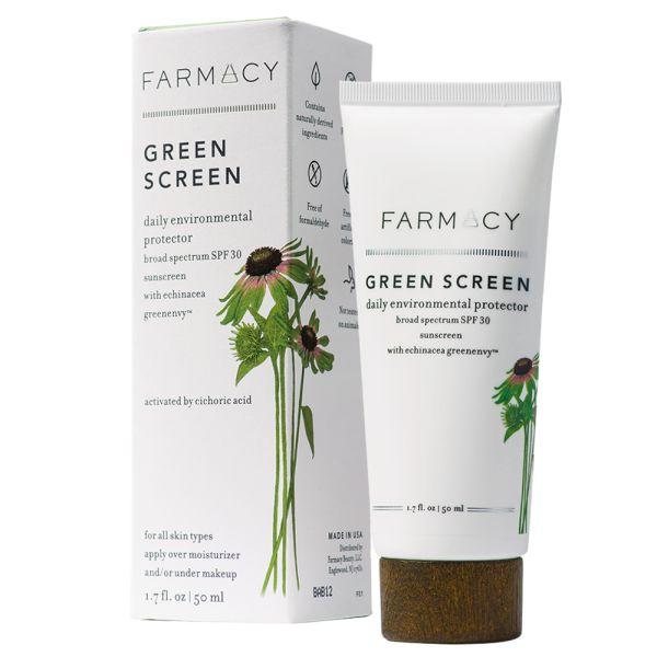 Farmacy Green Screen.