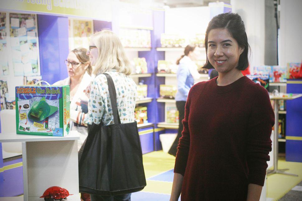 Stefanie Botelho, founder of Fitzroy Toys