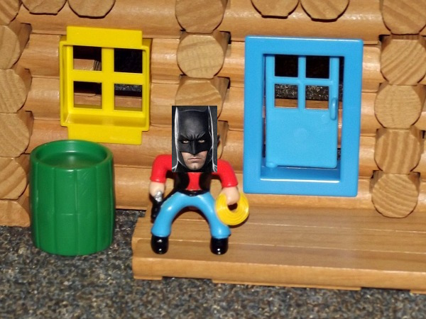 Tree Bark Knight Rises.