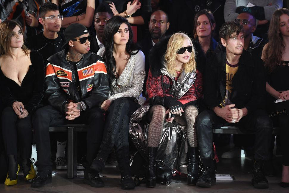 Carine Roitfeld, Tyga, Kylie Jenner, Madonna, Steven Klein.jpg