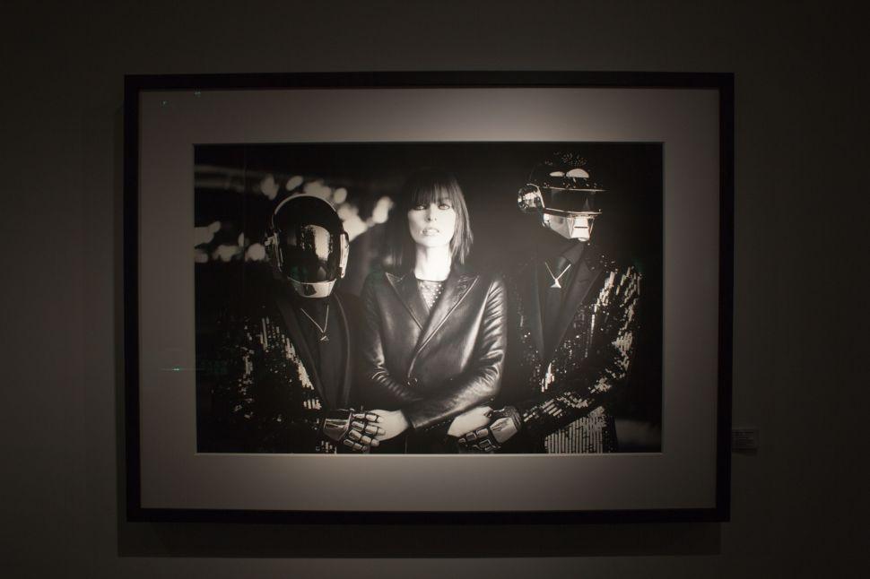 Daft Punk, Milla Jovovich by Mathieu César.