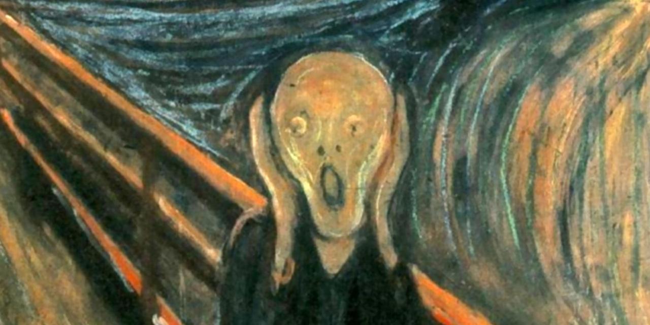 The Scream, 1895