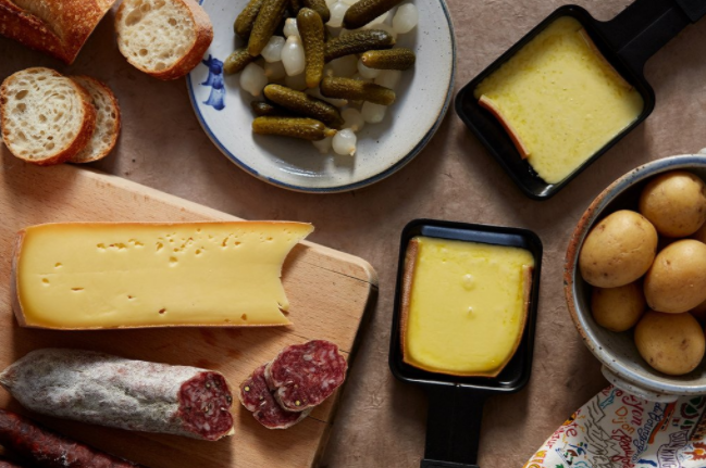 Work on your night cheese.