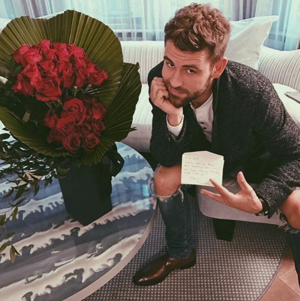 The Bachelor in Brooklyn.