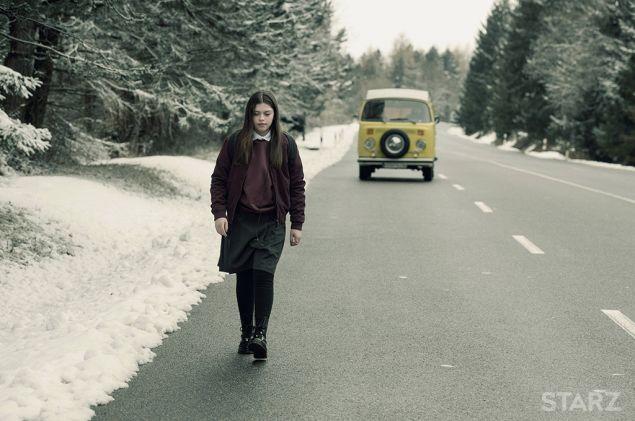 Abigail Hardingham as Alice Webster.