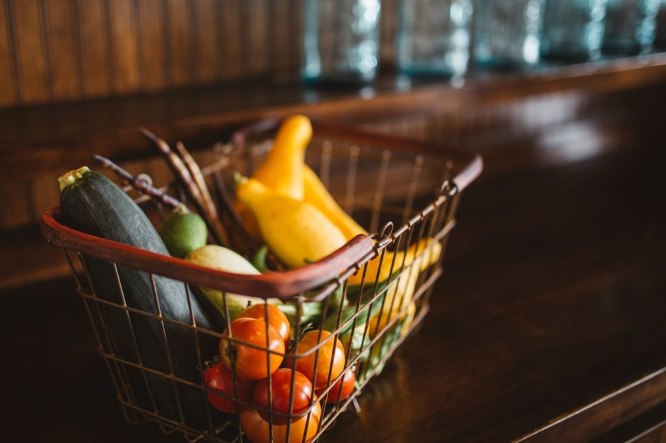 Ditch sugars in favor of high fiber foods.