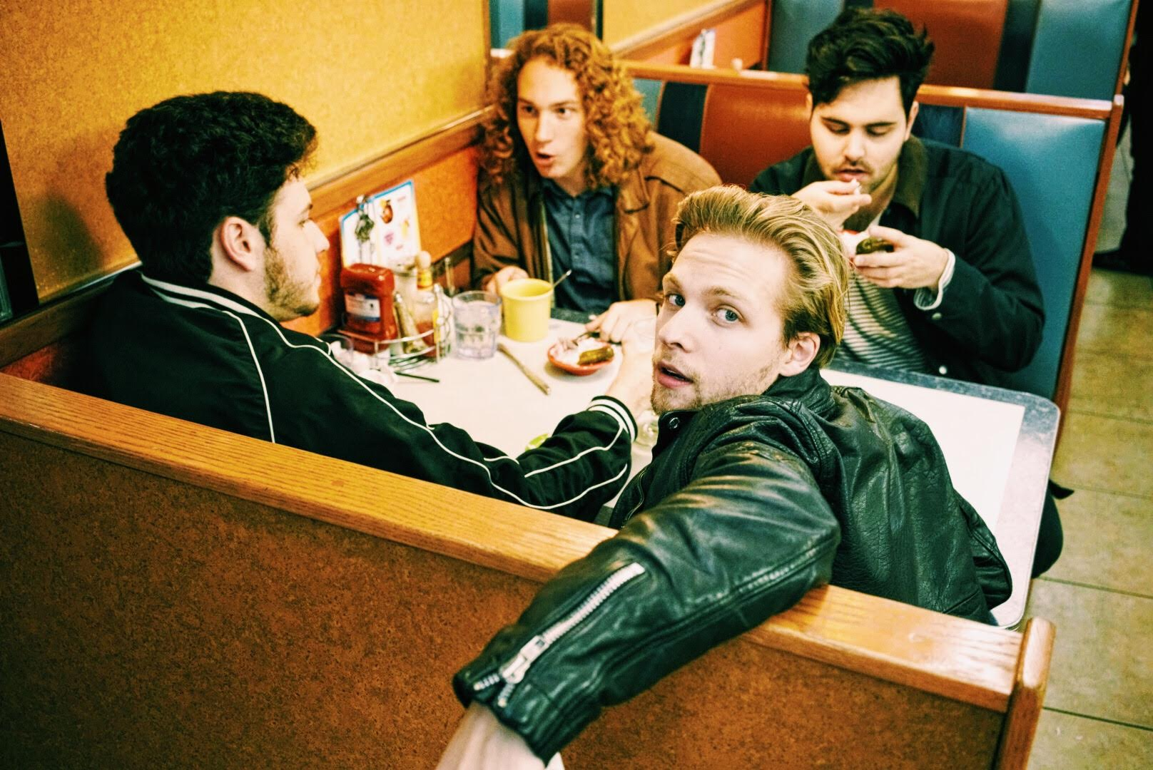 Loose Buttons, New York's next breakout indie groupl, are ready to sing about heartbreak.