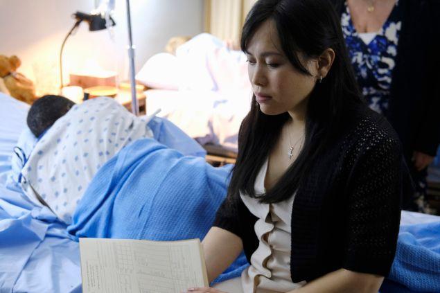 Ivory Aquino as Cecilia Chung.