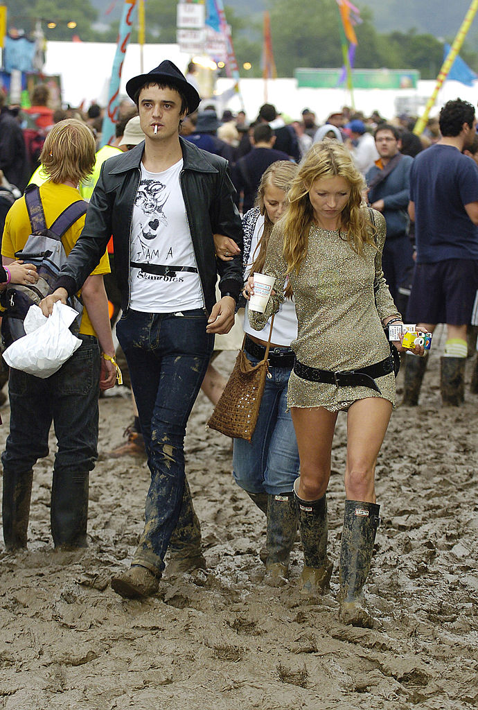 Do you really want to meet someone while covered in mud?