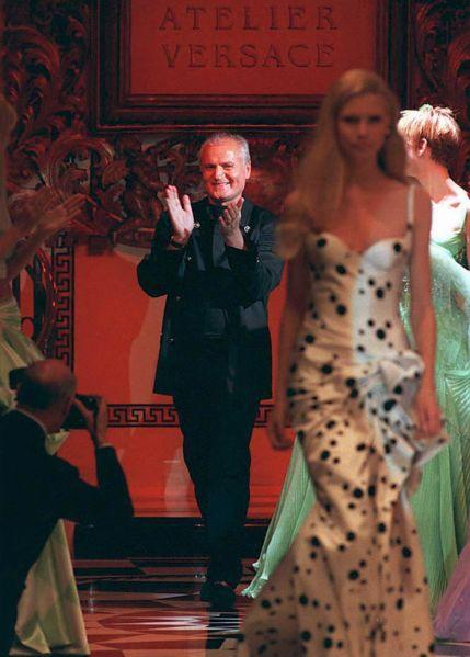 Gianni Versace.