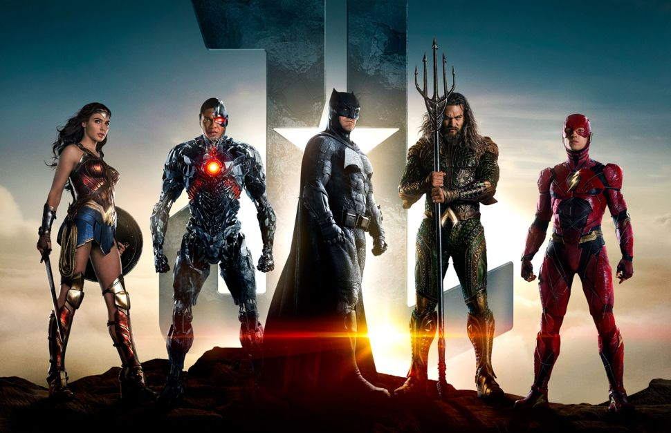 Justice League movie reviews