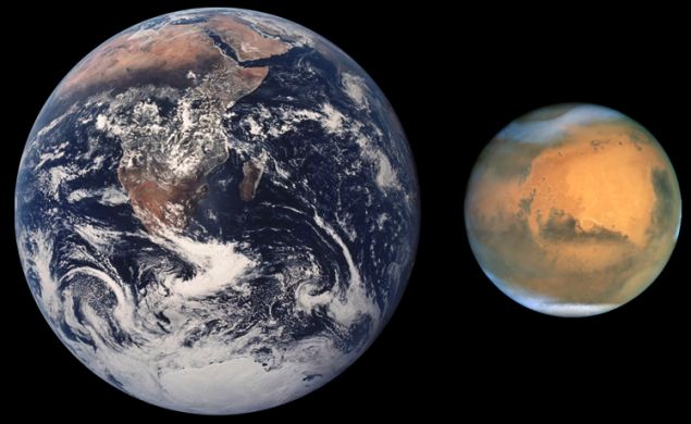 Are these two planets more similar than they first appear?
