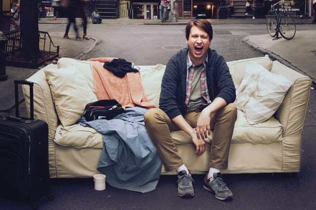 Pete Holmes in Crashing.