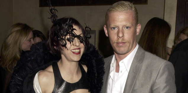 Isabella Blow and Alexander McQueen.