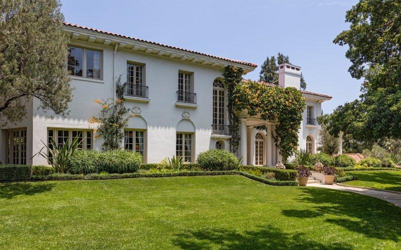 The Cecil B. DeMille estate.