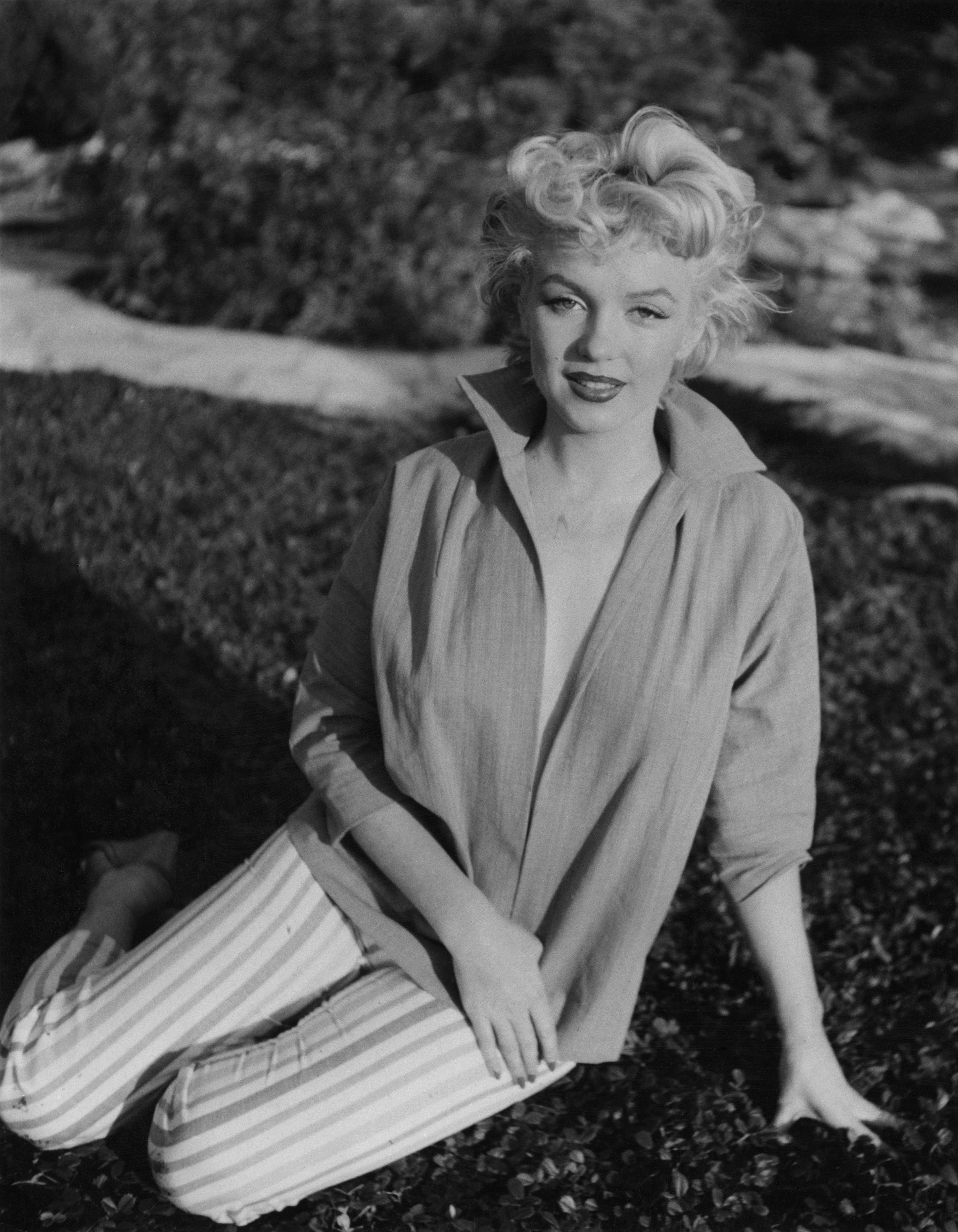 Marilyn Monroe's beloved home in Brentwood is now on the sales market - click through to see inside the charming abode.