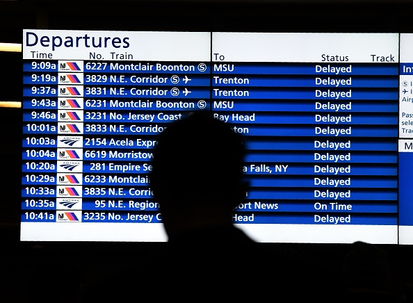 NJ Transit delays are expected to impact commutes during summer months.