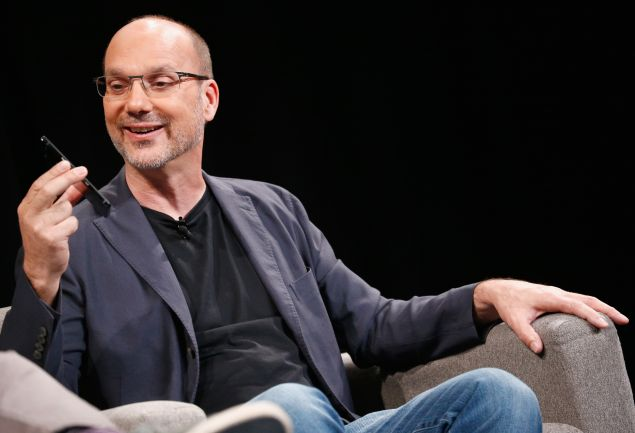 NEW YORK, NY - JUNE 07: Founder and CEO of Essential Products Andy Rubin speaks onstage at WIRED Business Conference presented by Visa at Spring Studios on June 7, 2017 in New York City. (Photo by Brian Ach/Getty Images for Wired)