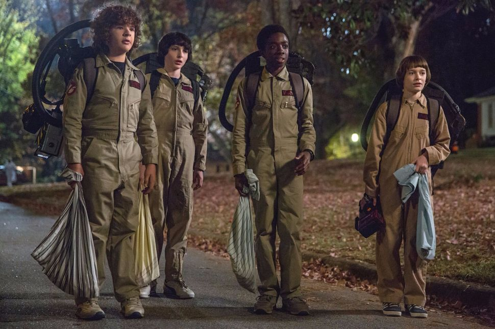 Stranger Things Ratings Netflix Amazon Hulu