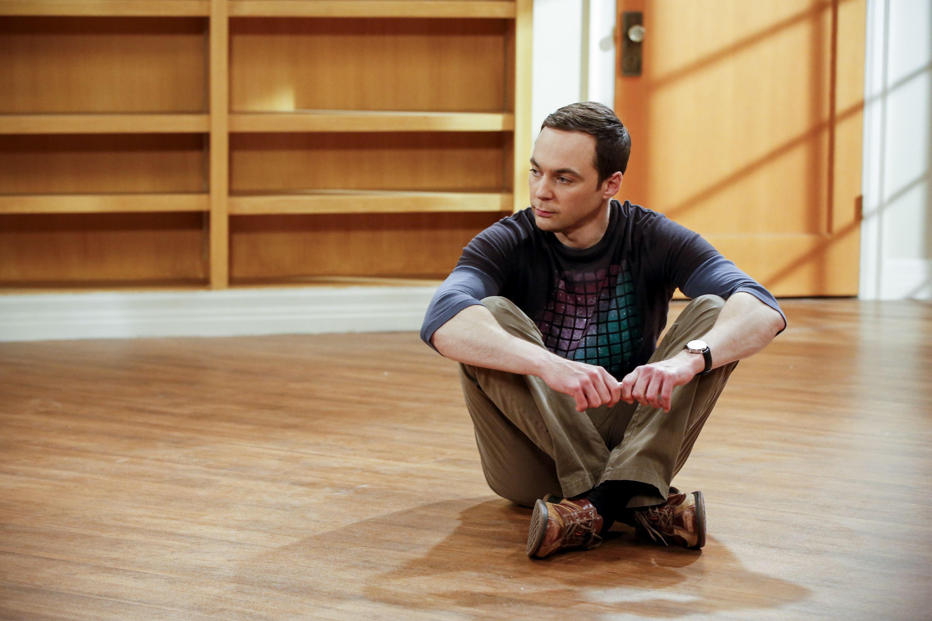 The Big Bang Theory Finale Jim Parsons