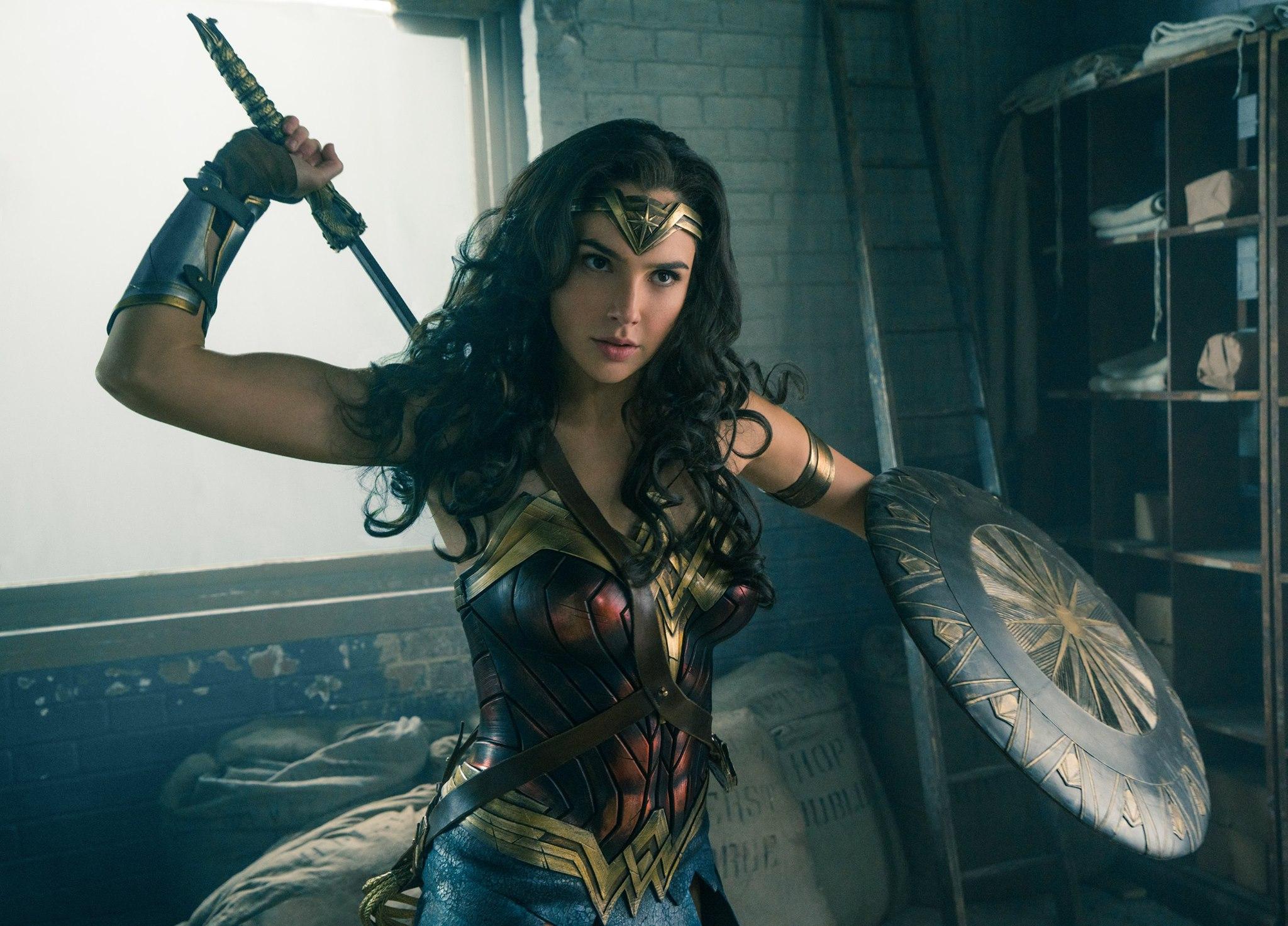 Warner Bros. Wonder Woman Dunkirk Blade Runner 2049