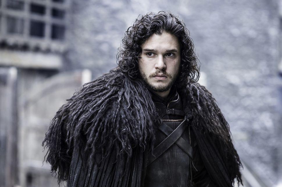 Kit Harington Jon Snow Prediction