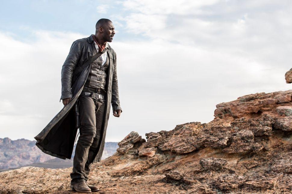The Dark Tower Sony Pictures Idris Elba