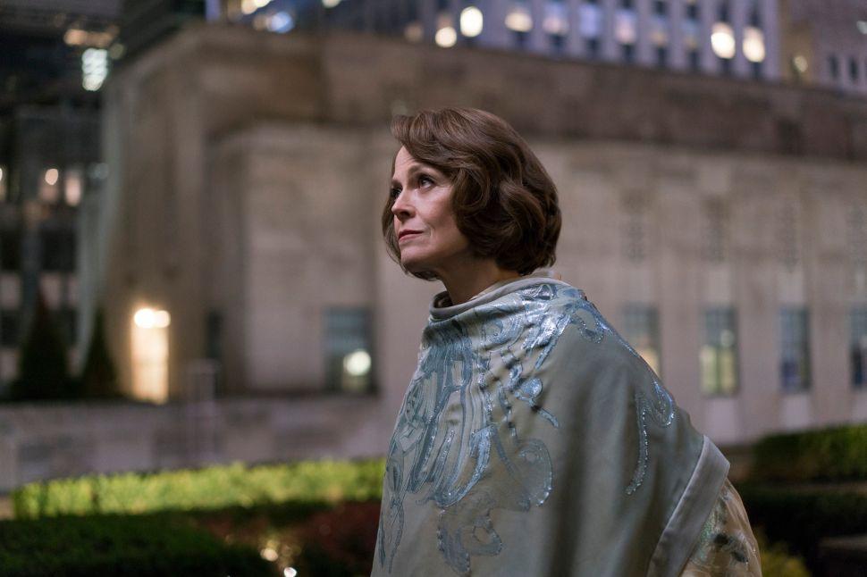 Sigourney Weaver The Defenders Marvel