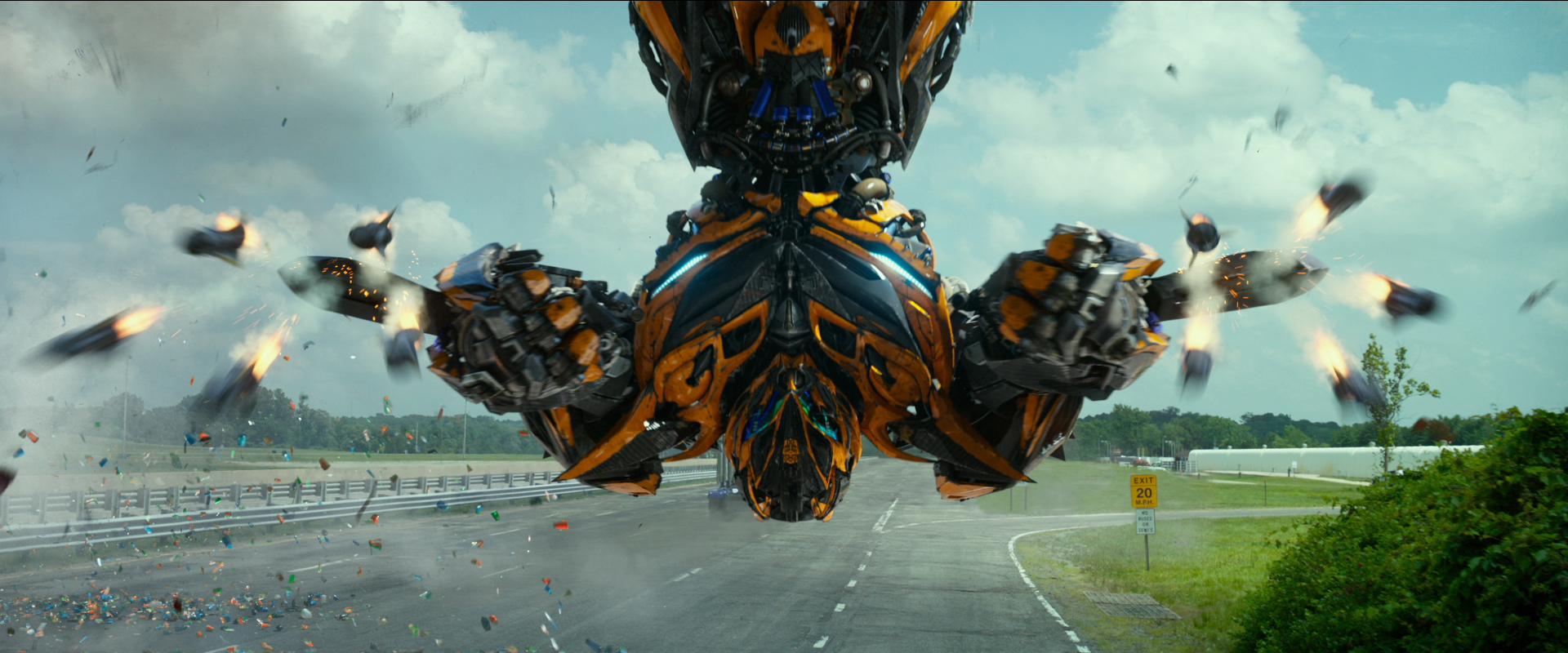 Transformers box office