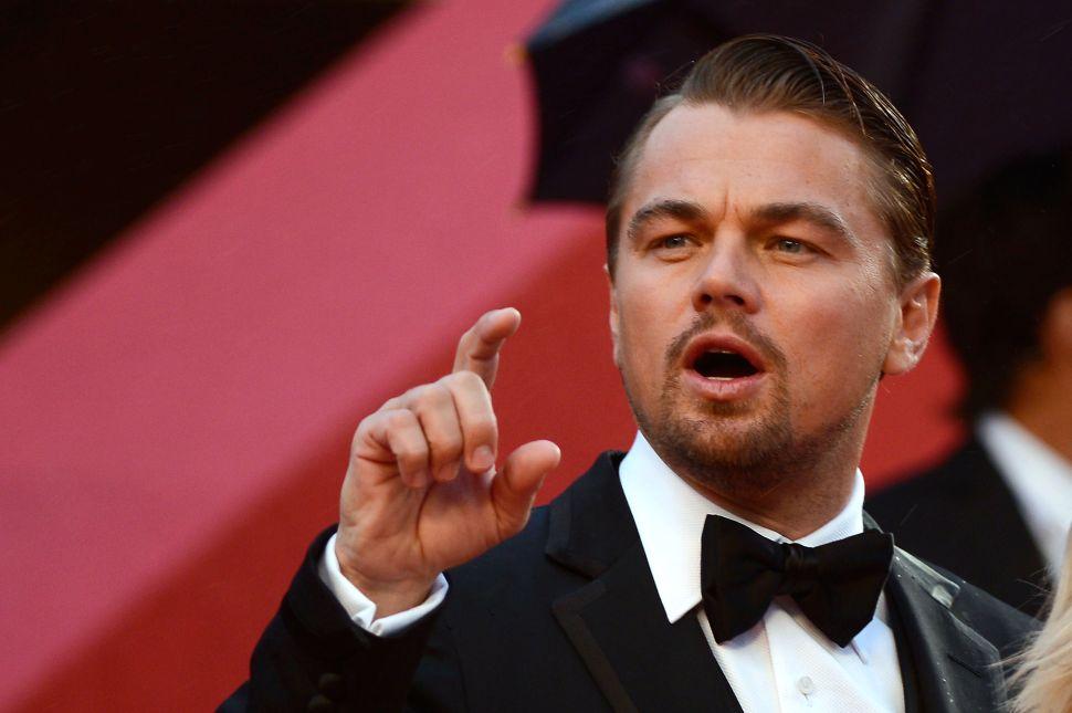 Leonardo DiCaprio Nat Geo