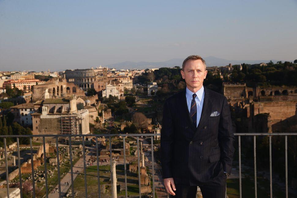 James Bond Director Shortlist