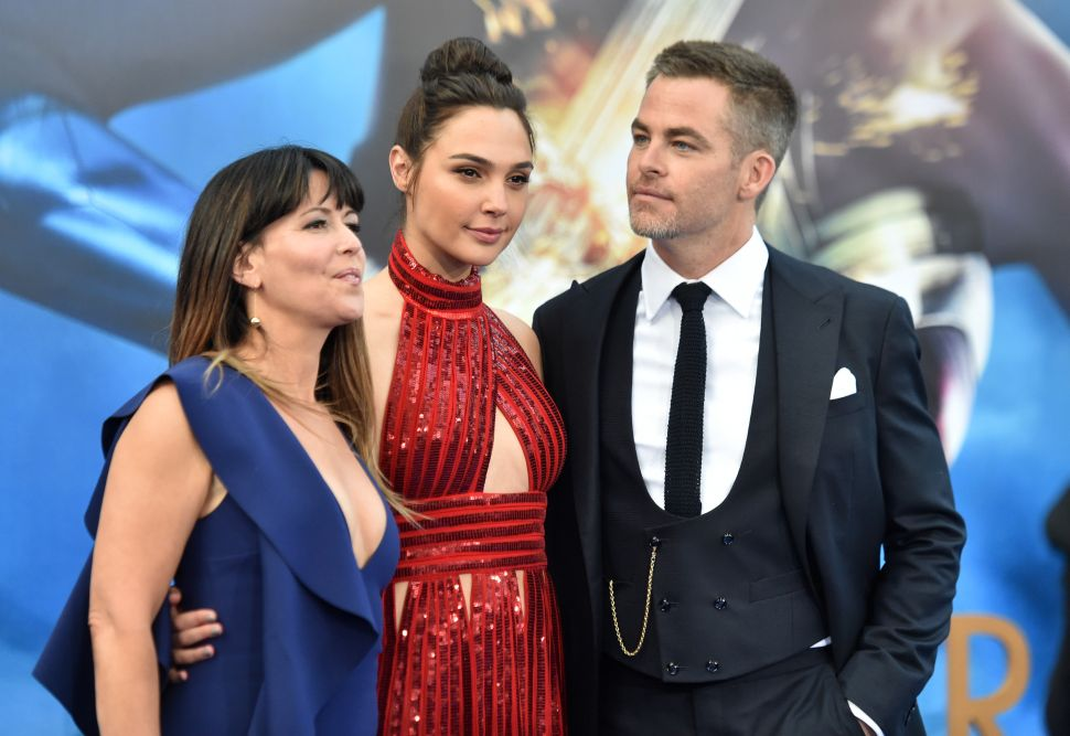 Chris Pine Patty Jenkins TNT Drama
