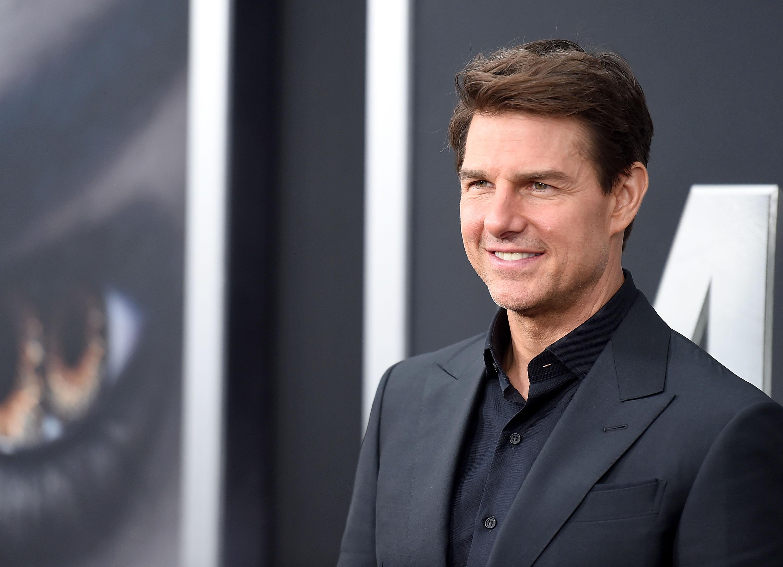 Martin Landau Tom Cruise