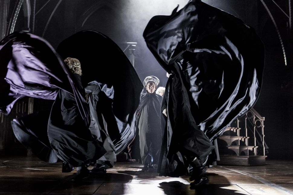 A scene from 'Harry Potter and the Cursed Child.'