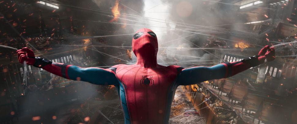 Spider-Man: Homecoming Box Office Jon Watts