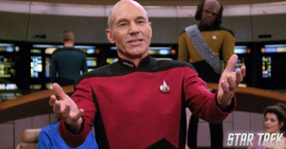 George R.R. Martin Star Trek: The Next Generation