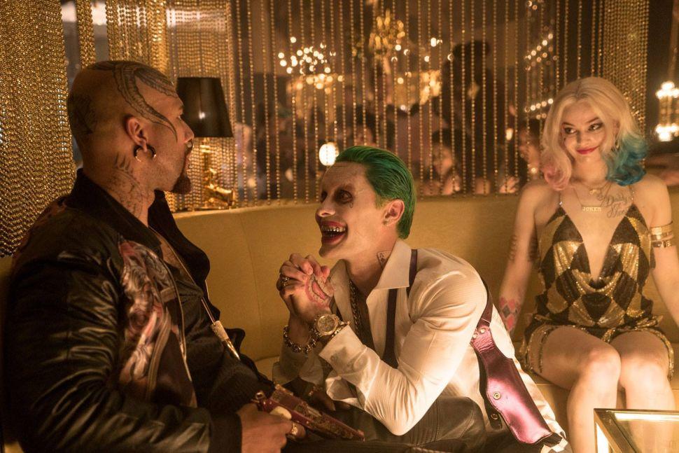 Joker Harley Quinn Movie Details