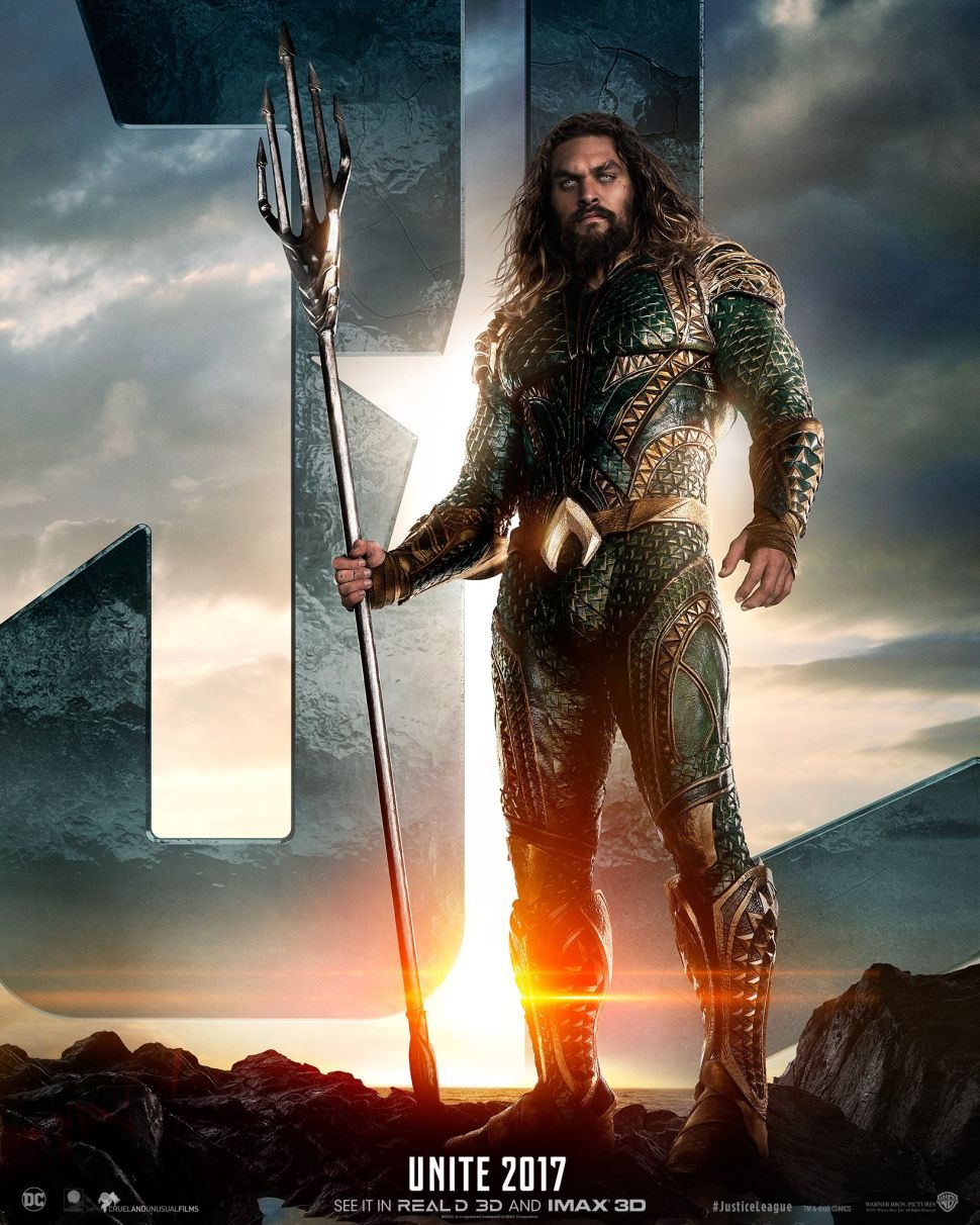 Aquaman Update