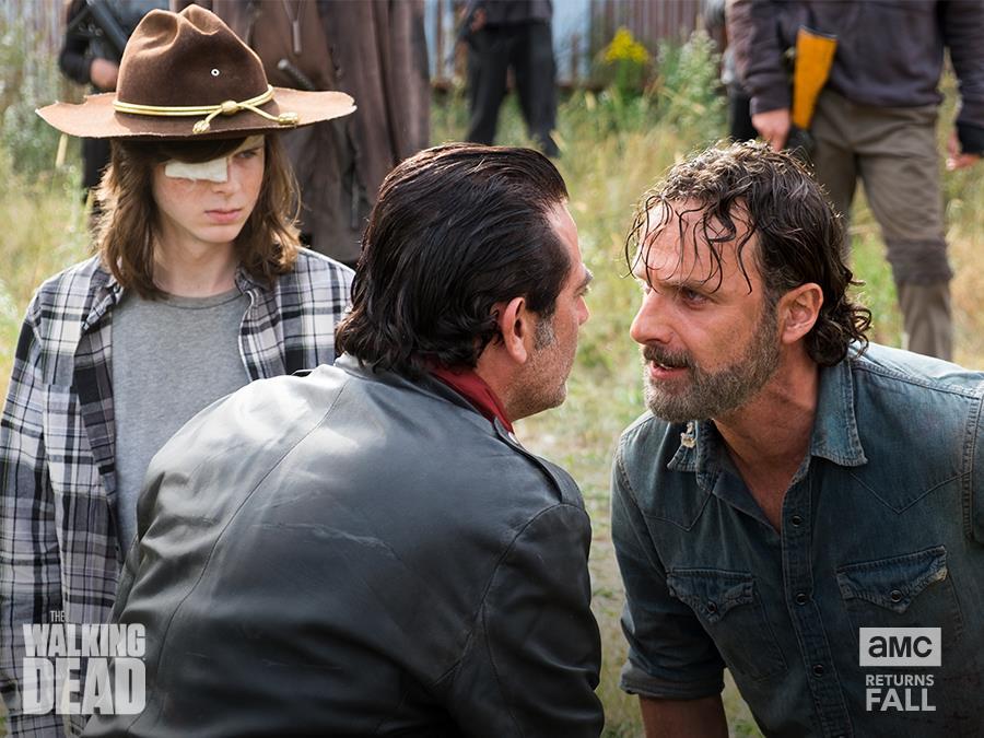 The Walking Dead Producers AMC Lawsuit
