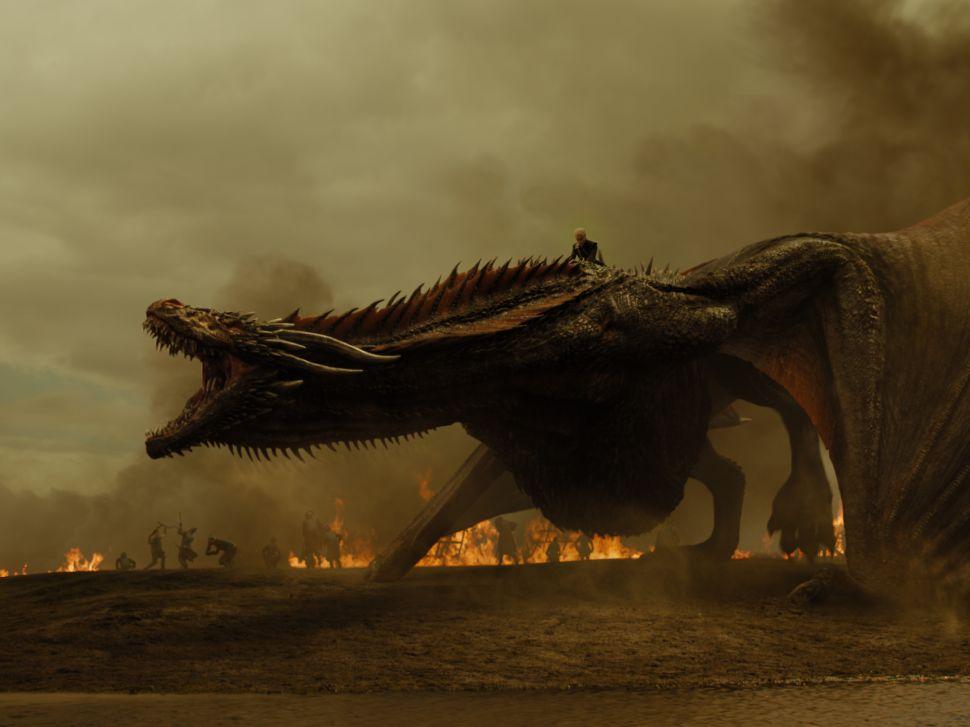 Game of Thrones Ratings Spoils of War