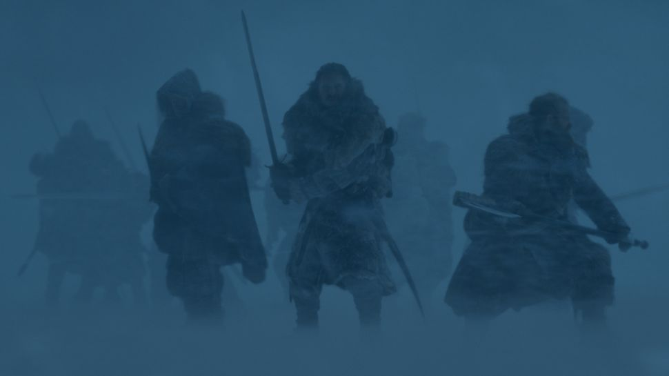 Game of Thrones Recap Beyond the Wall Questions