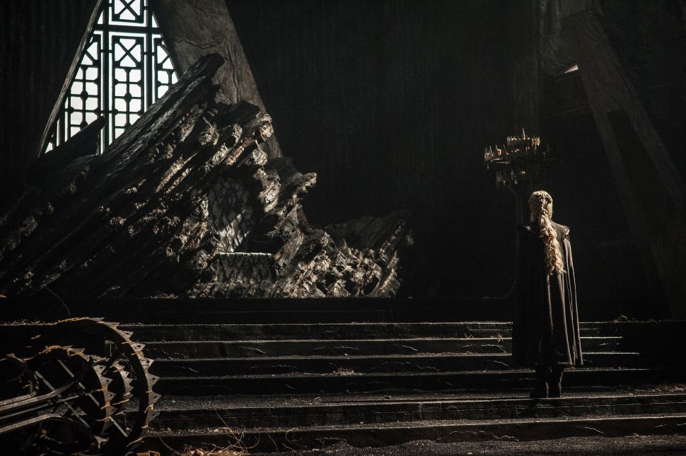 'Game of Thrones' Ratings