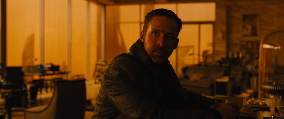 'Blade Runner 2049' Rated R