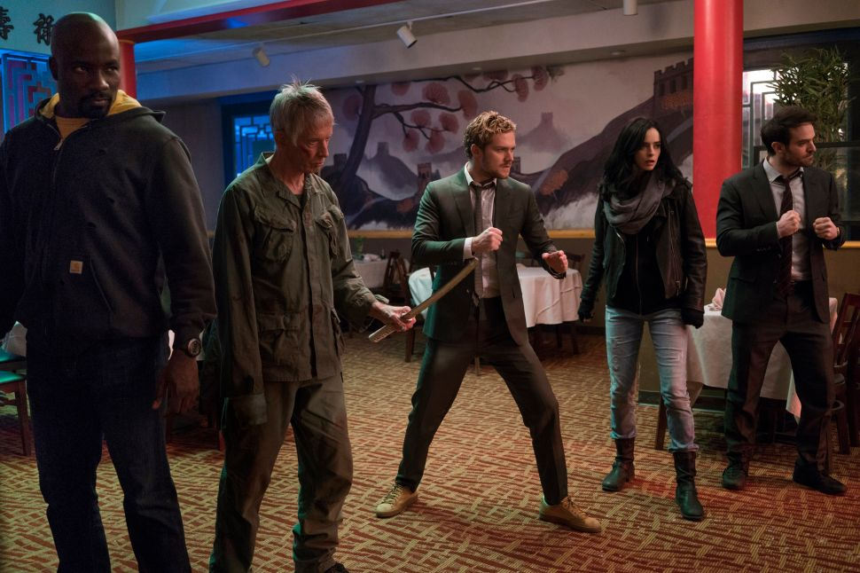 'Marvel's The Defenders' Netflix Ratings