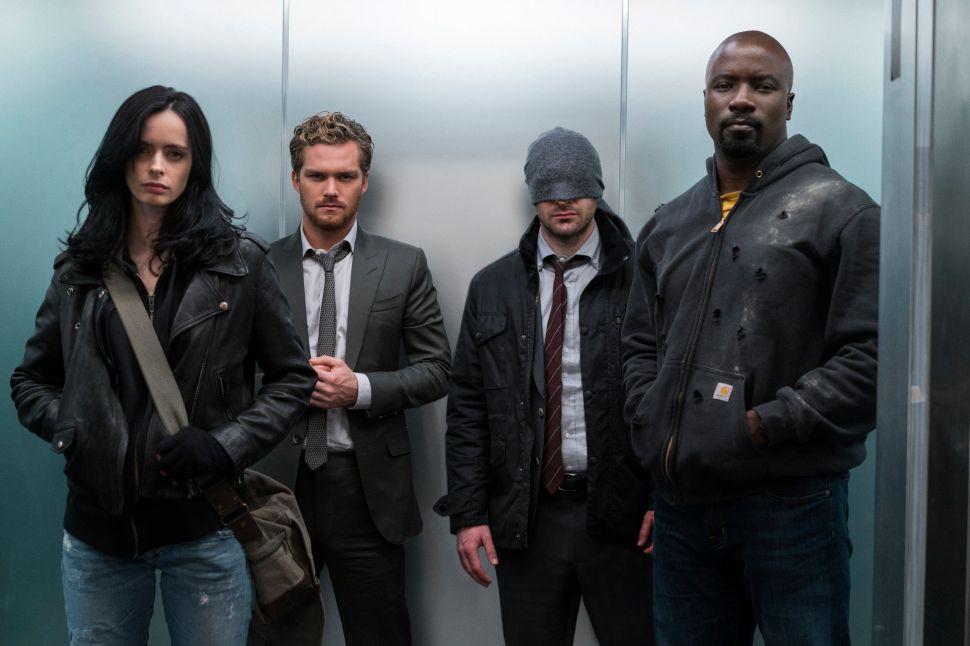 Netflix's 'The Defenders'